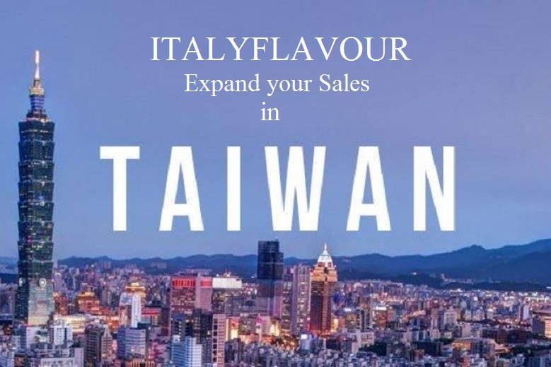 ITALYFLAVOUR in Taiwan